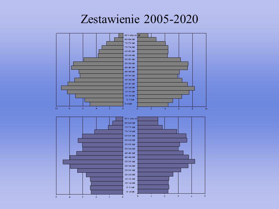 Zestawienie 2005-2020