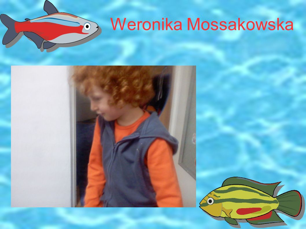 Weronika Mossakowska