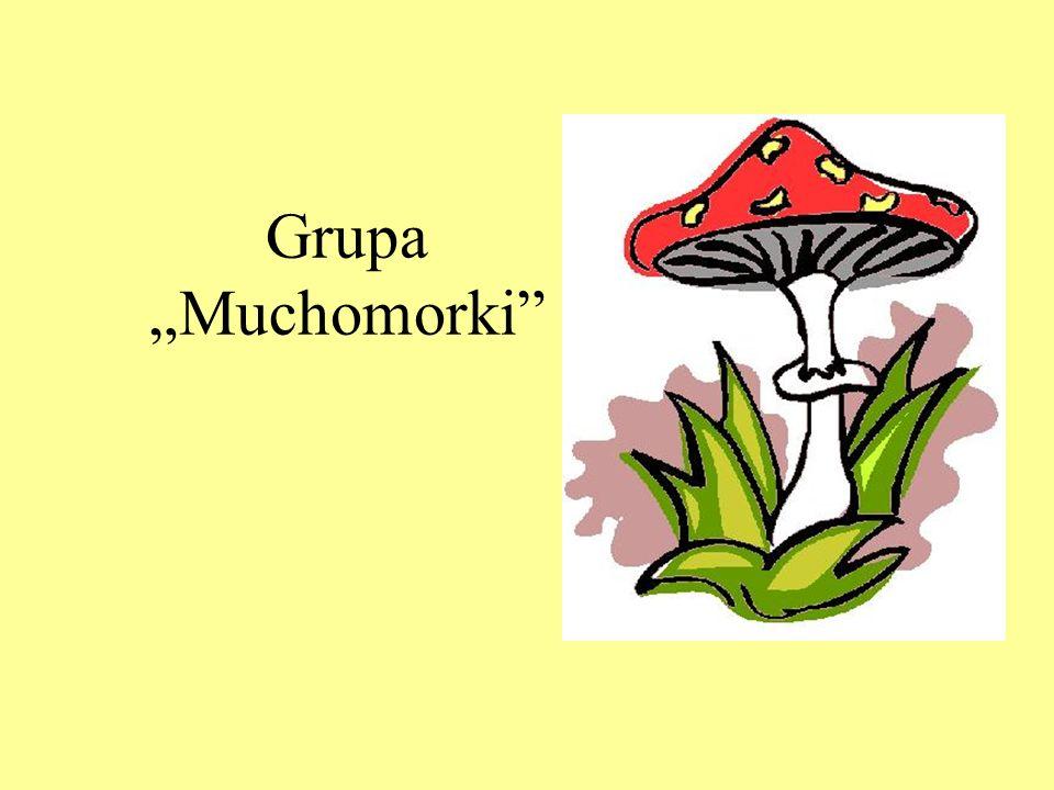 """Grupa """"Muchomorki"""