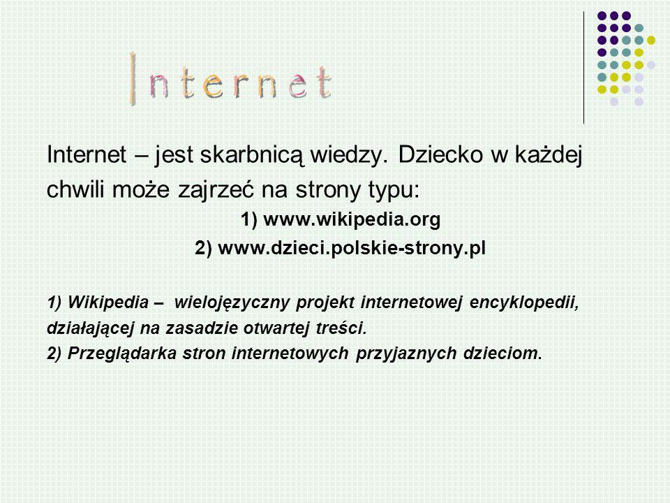 2) www.dzieci.polskie-strony.pl