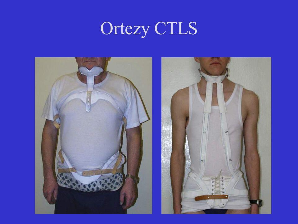 Ortezy CTLS