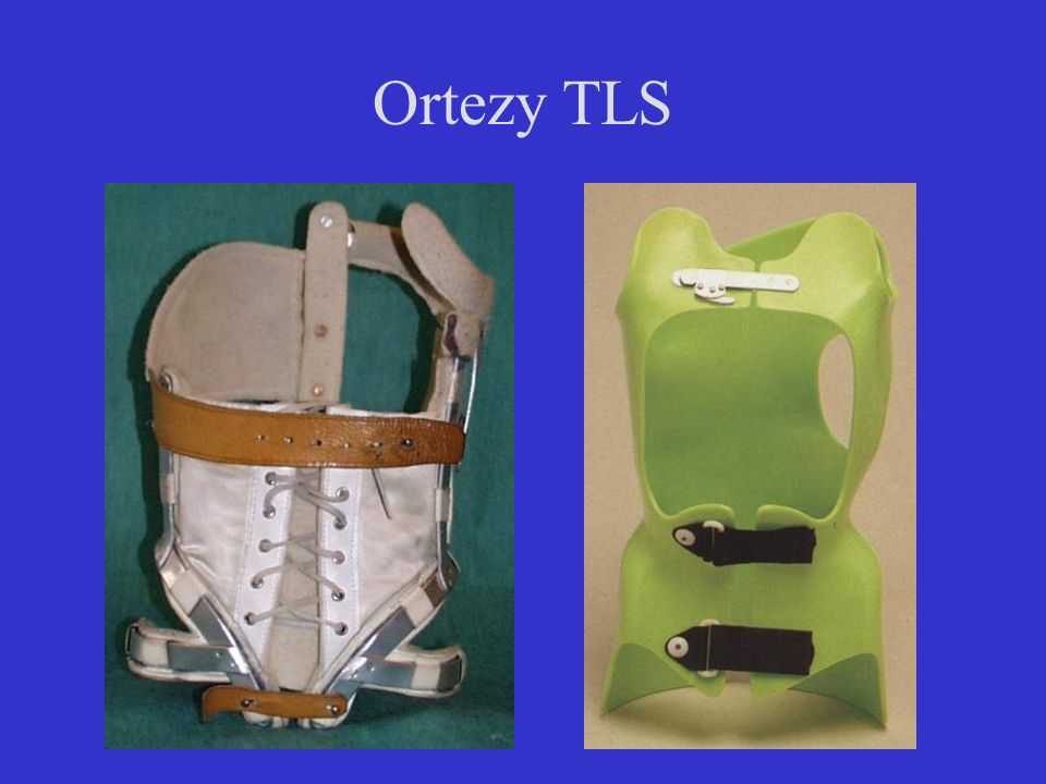 Ortezy TLS
