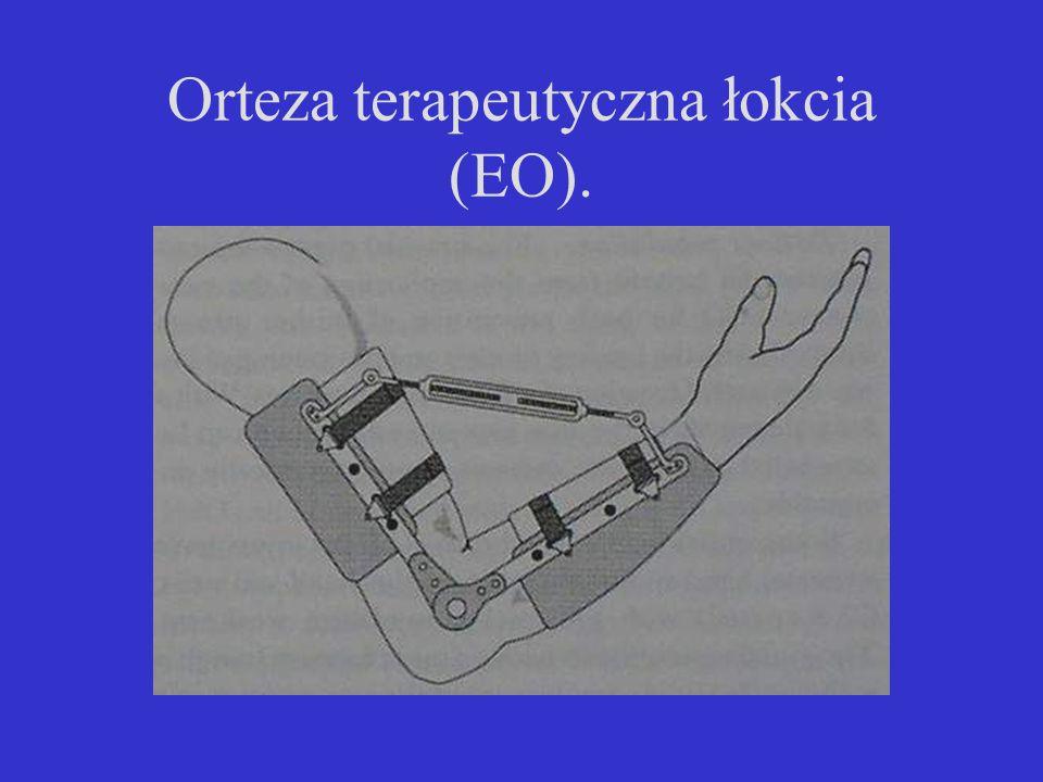 Orteza terapeutyczna łokcia (EO).