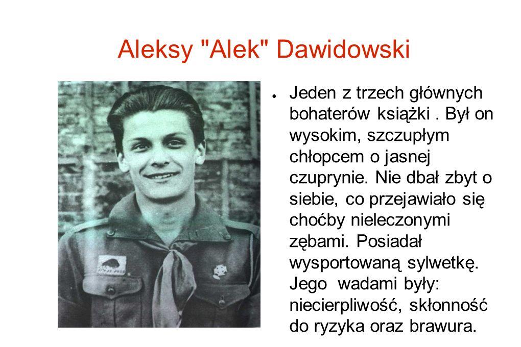 Aleksy Alek Dawidowski