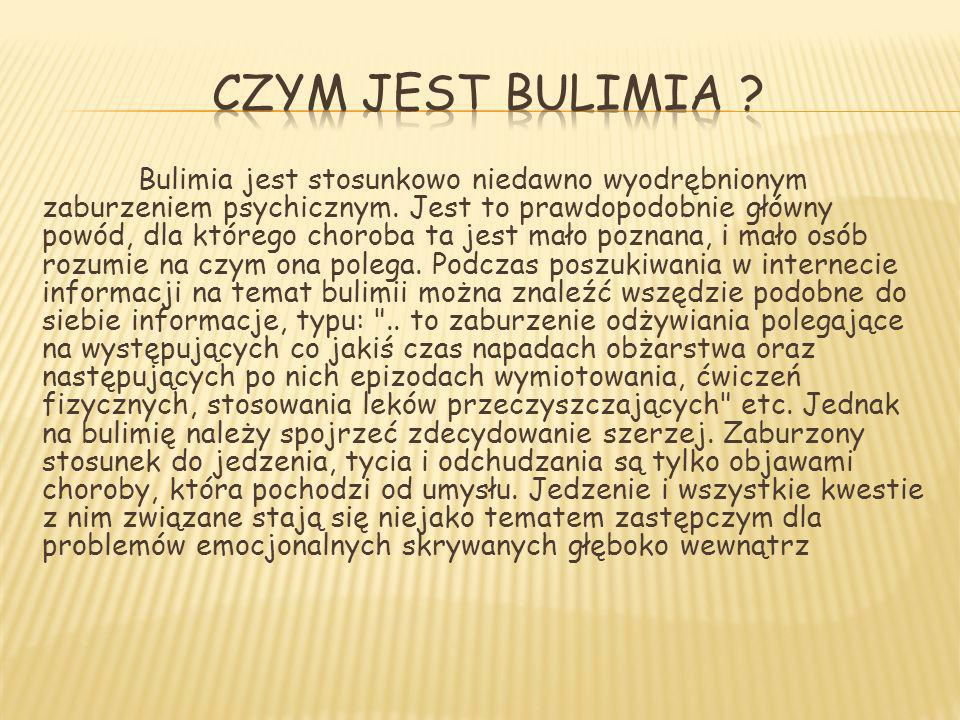 Czym jest bulimia