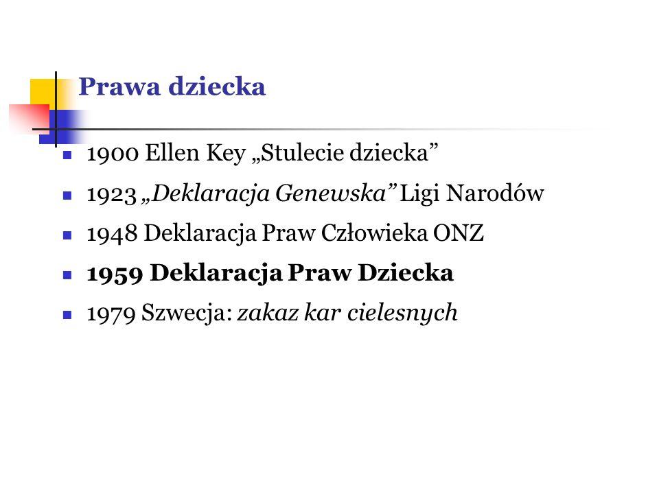 """Prawa dziecka 1900 Ellen Key """"Stulecie dziecka"""