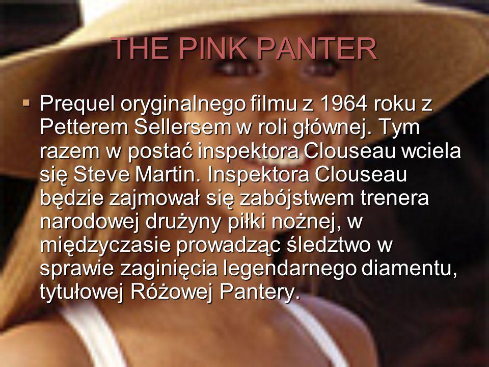 THE PINK PANTER
