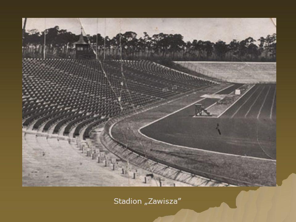 """Stadion """"Zawisza"""