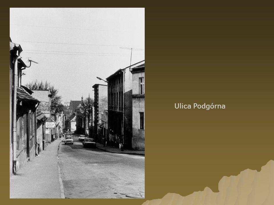 Ulica Podgórna