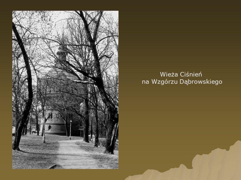 na Wzgórzu Dąbrowskiego
