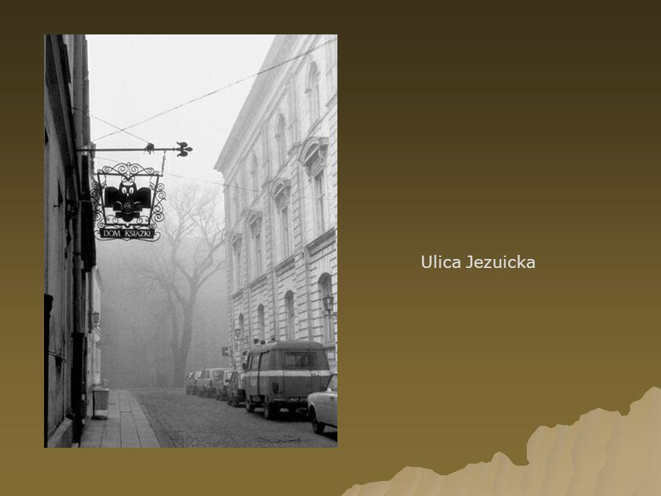 Ulica Jezuicka