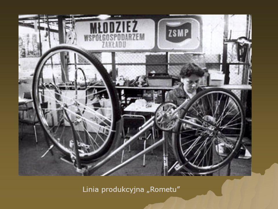 """Linia produkcyjna """"Rometu"""