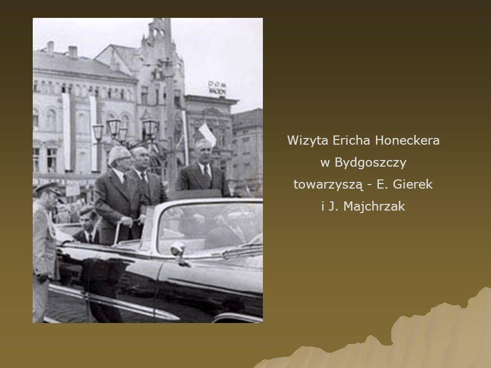 Wizyta Ericha Honeckera
