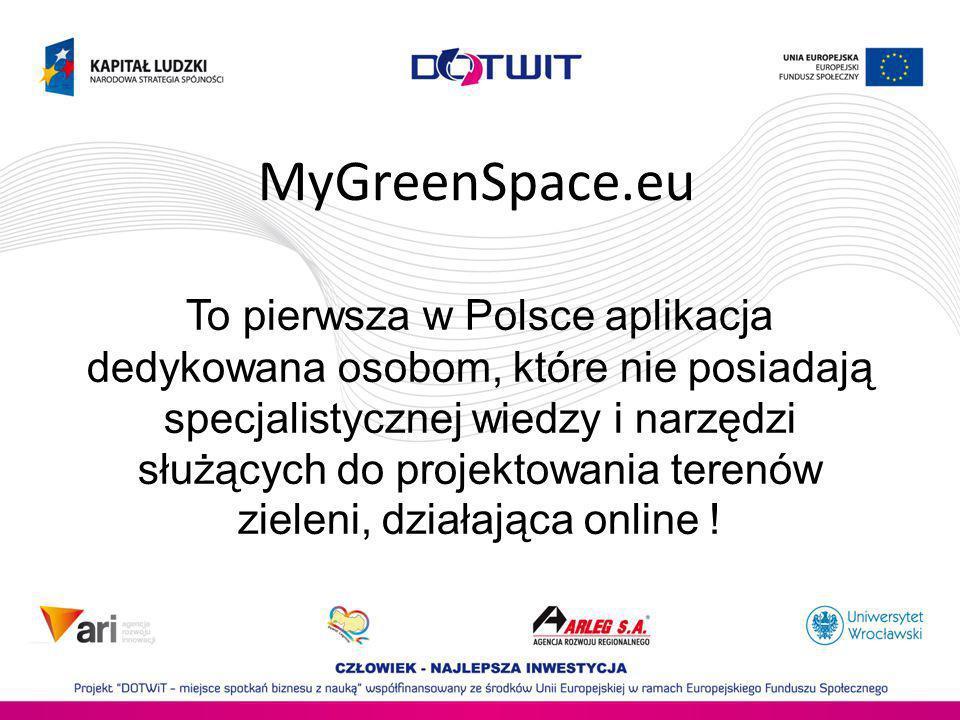 MyGreenSpace.eu