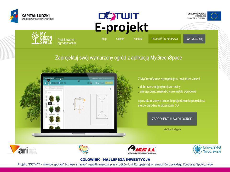 E-projekt