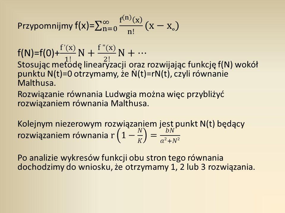Przypomnijmy f(x)= n=0 ∞ f n x n! (x−x˳)