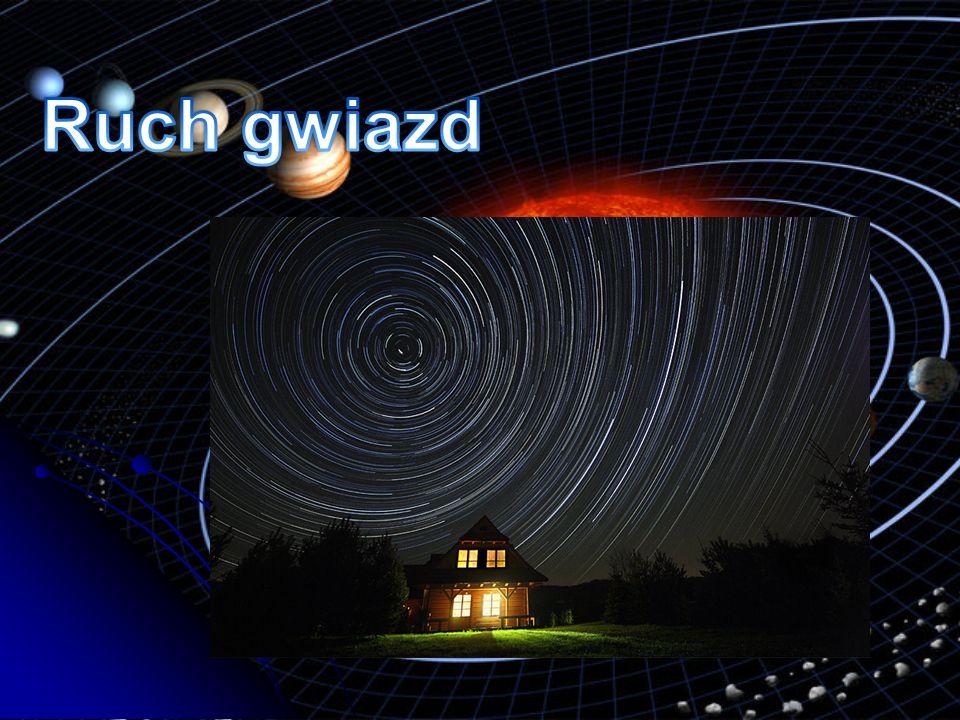 Ruch gwiazd