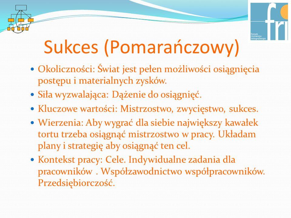 Sukces (Pomarańczowy)