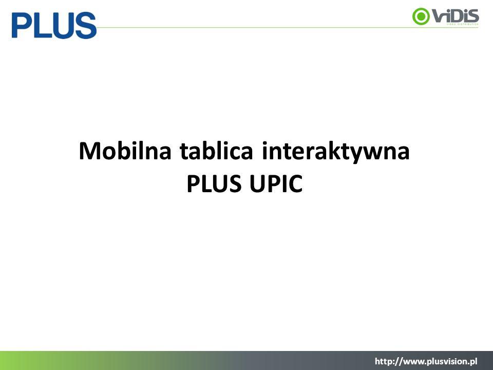 Mobilna tablica interaktywna