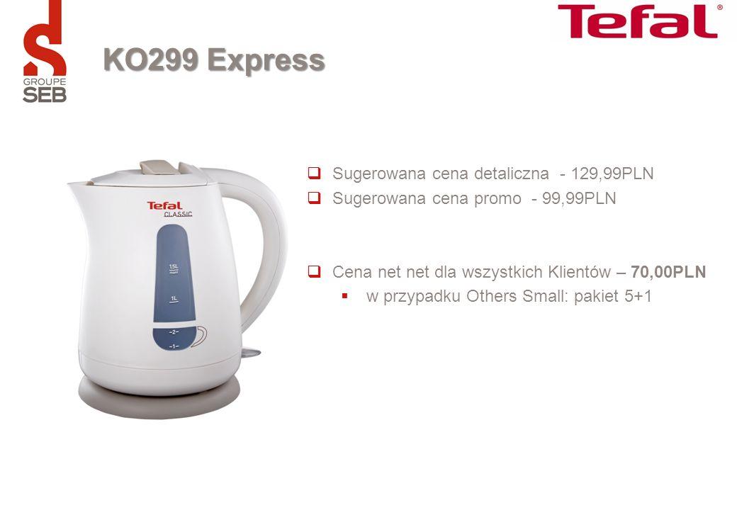 KO299 Express Sugerowana cena detaliczna - 129,99PLN