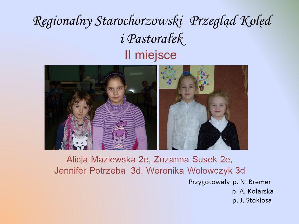 Regionalny Starochorzowski Przegląd Kolęd i Pastorałek