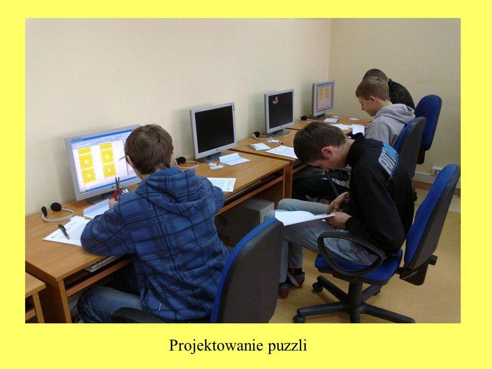 Projektowanie puzzli