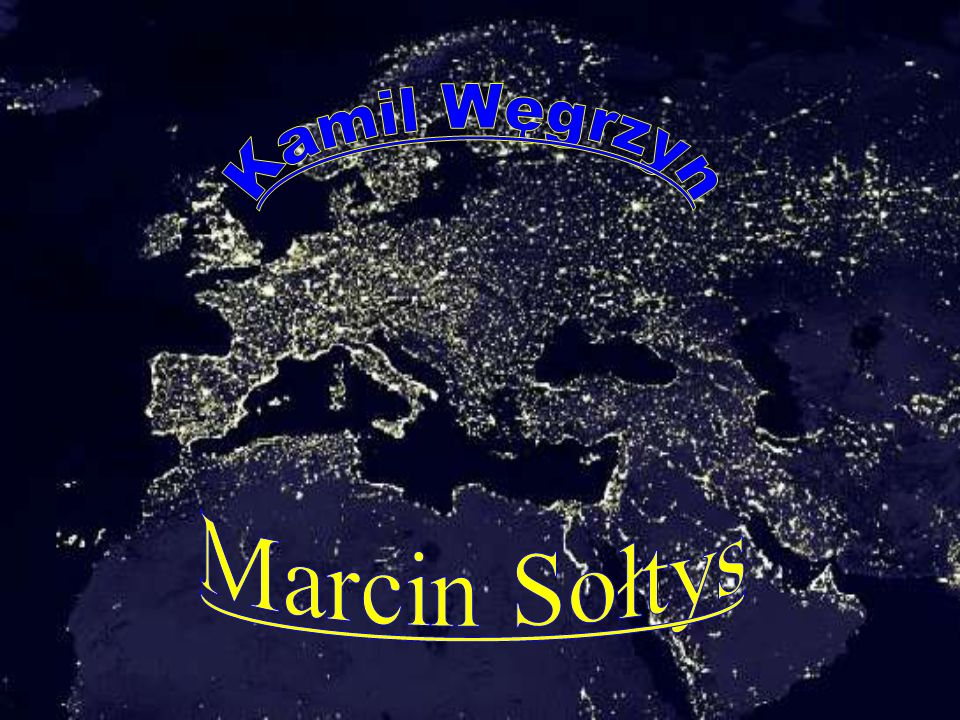 Kamil Węgrzyn Marcin Sołtys