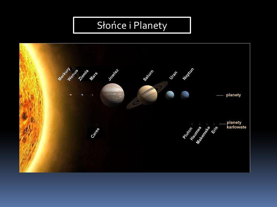 Słońce i Planety