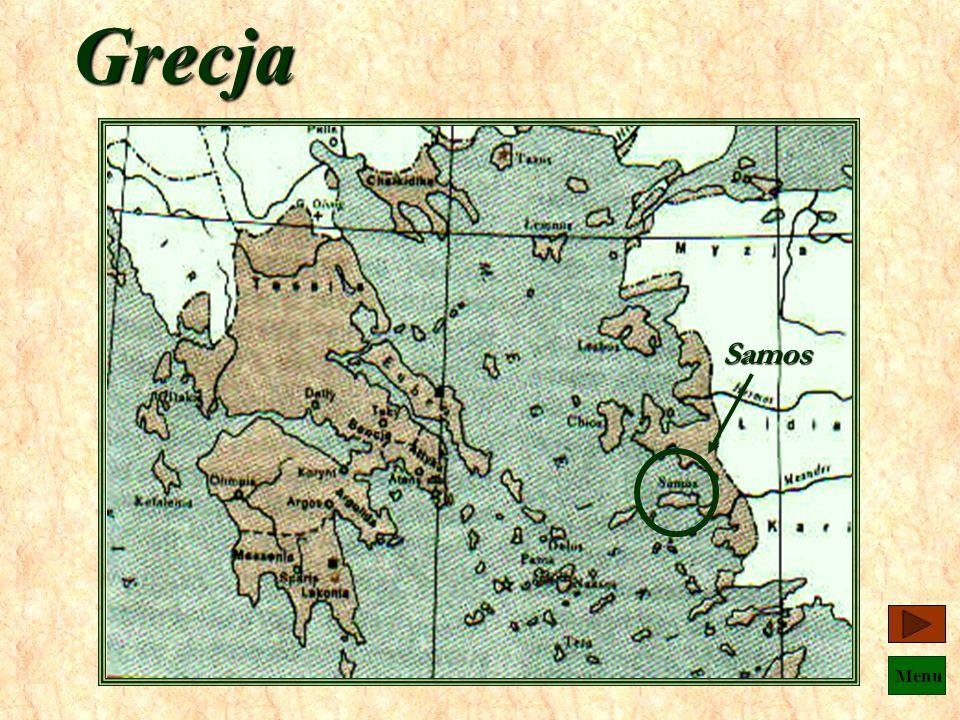 Grecja Samos