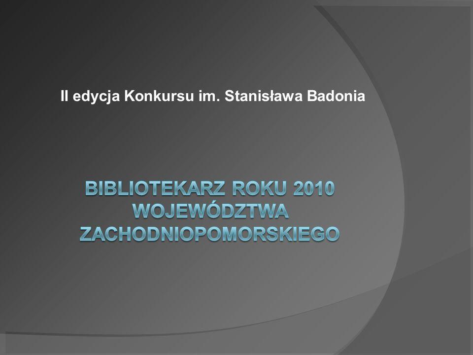 II edycja Konkursu im. Stanisława Badonia