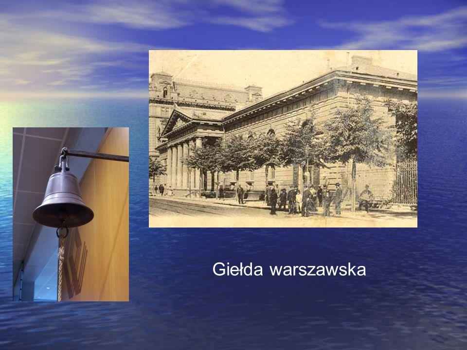 Giełda warszawska