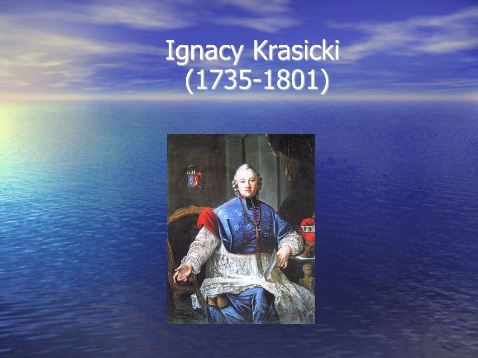Ignacy Krasicki (1735-1801)