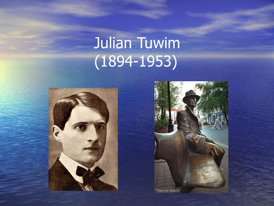 Julian Tuwim (1894-1953)