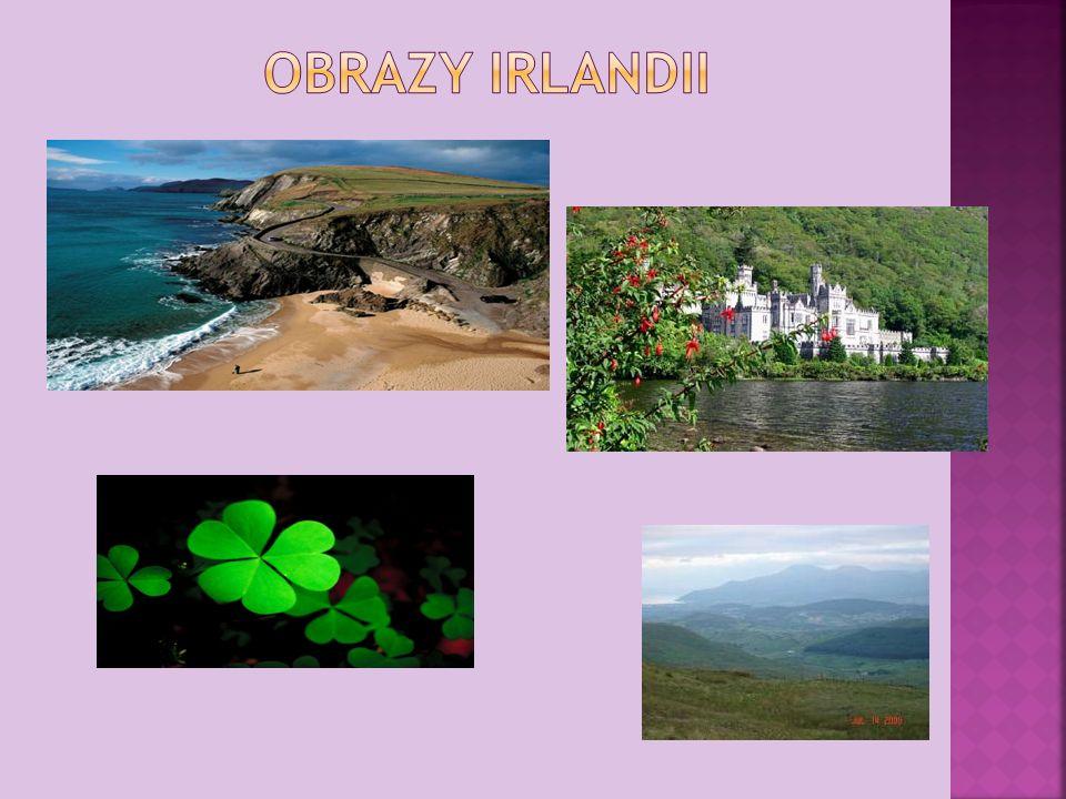 Obrazy Irlandii