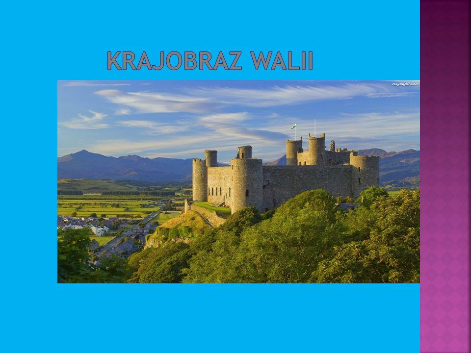 Krajobraz Walii