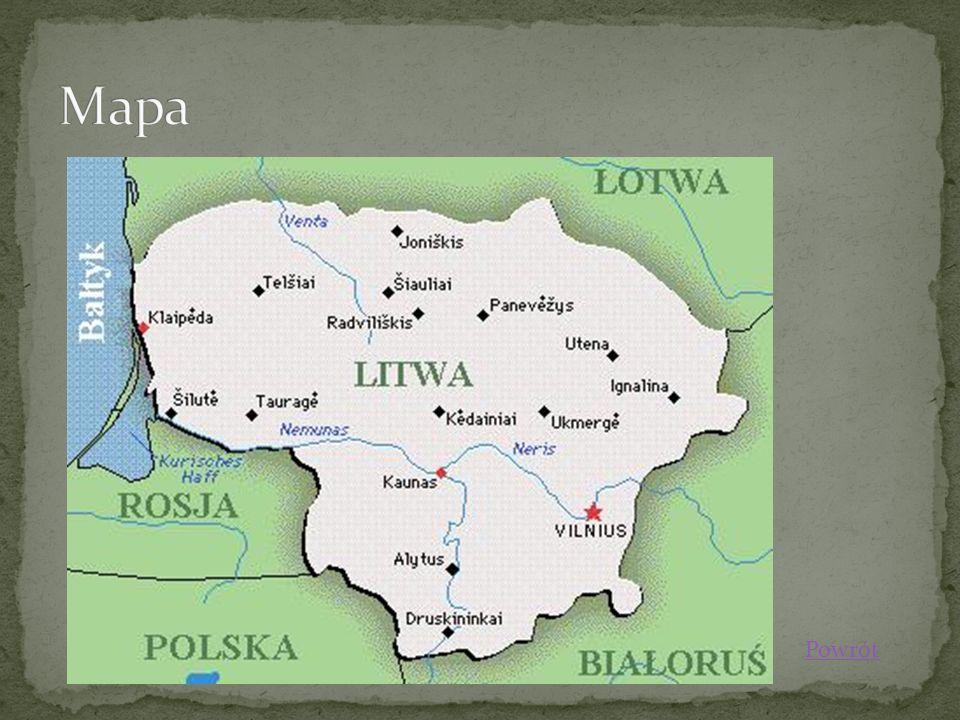 Mapa Powrót