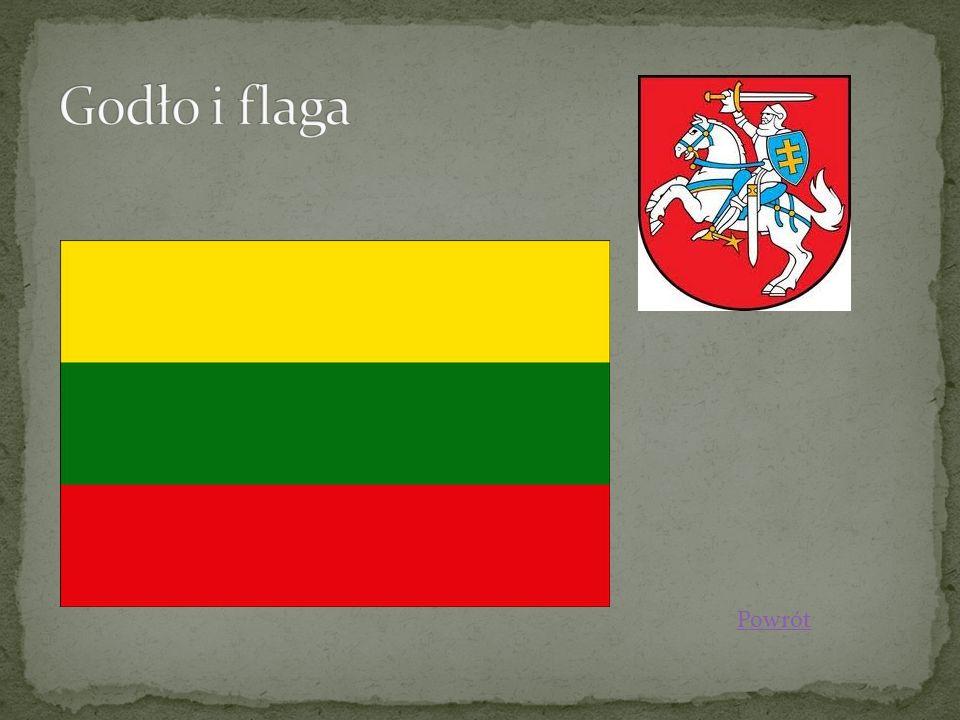 Godło i flaga Powrót