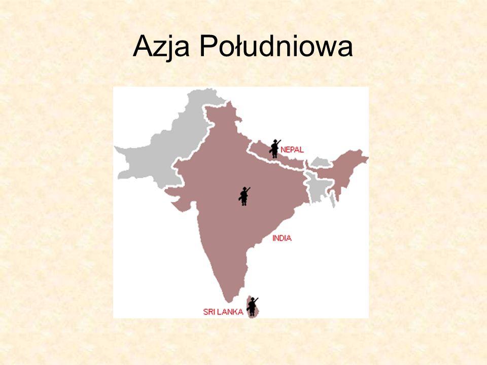 Azja Południowa