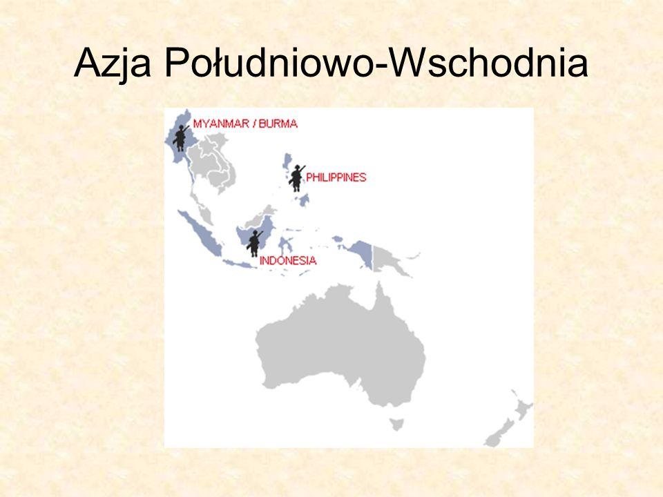 Azja Południowo-Wschodnia