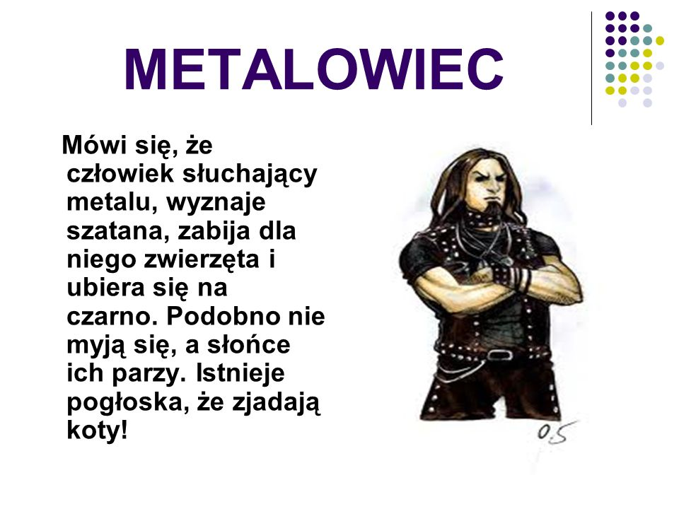METALOWIEC