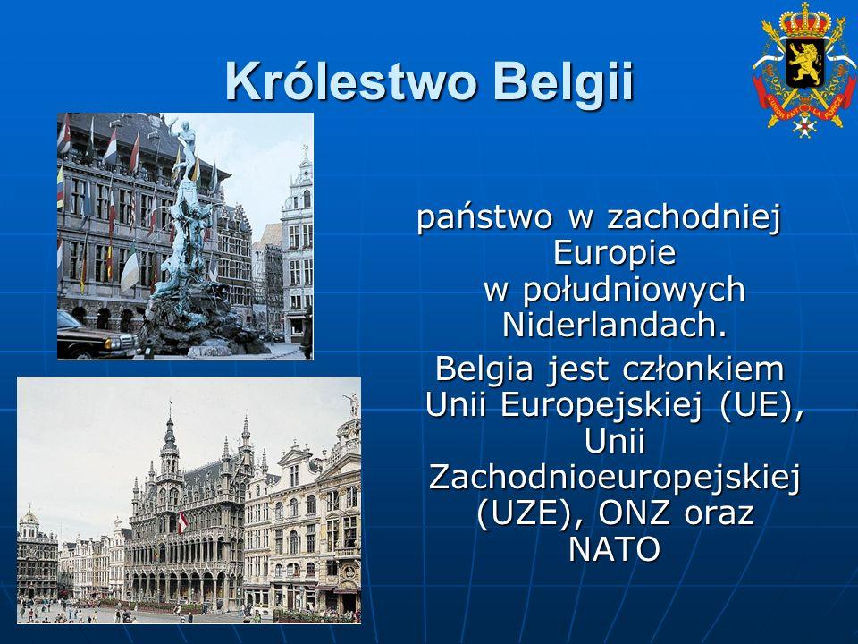 państwo w zachodniej Europie w południowych Niderlandach.