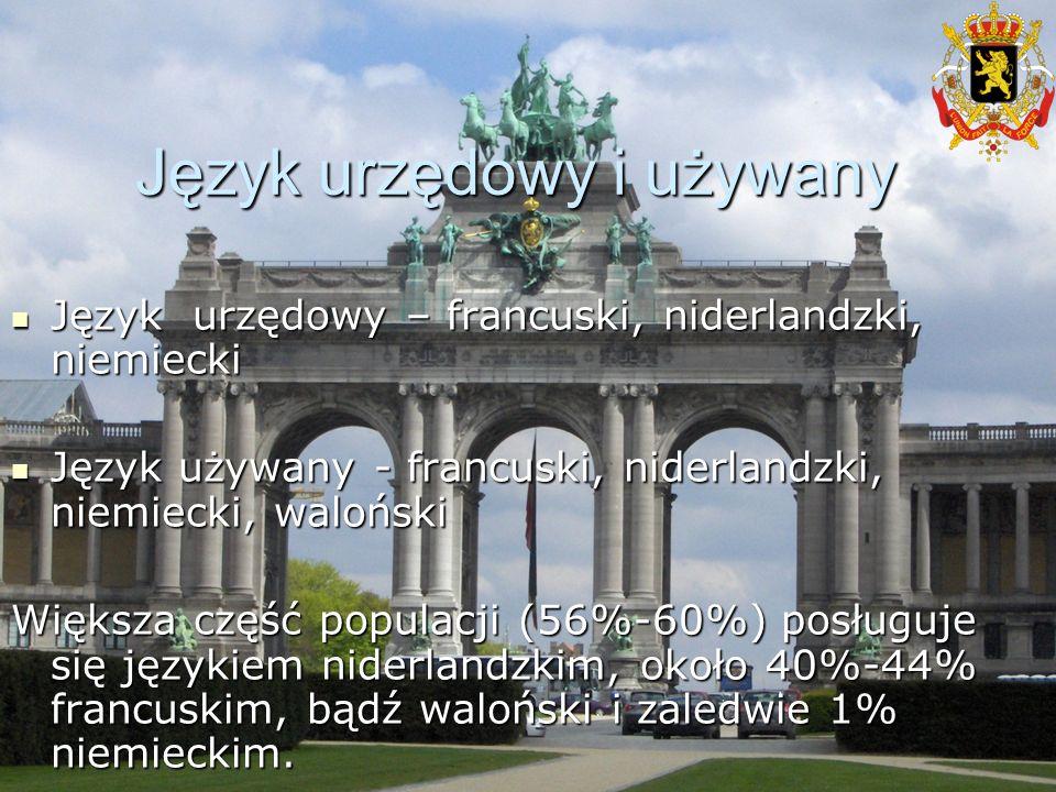 Język urzędowy i używany