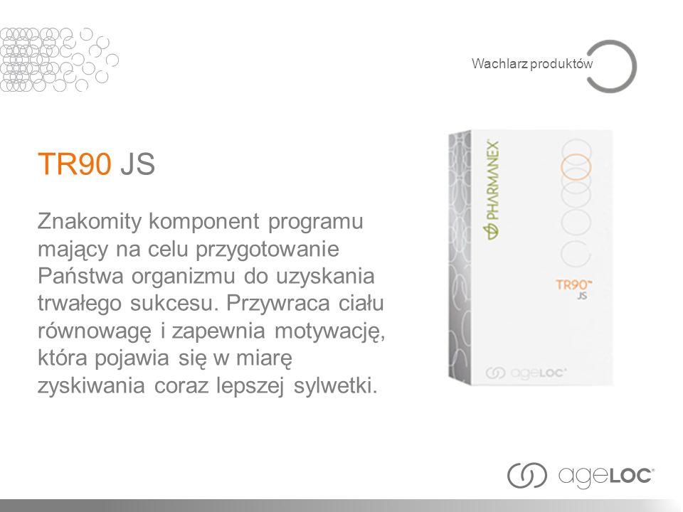 Wachlarz produktów TR90 JS.