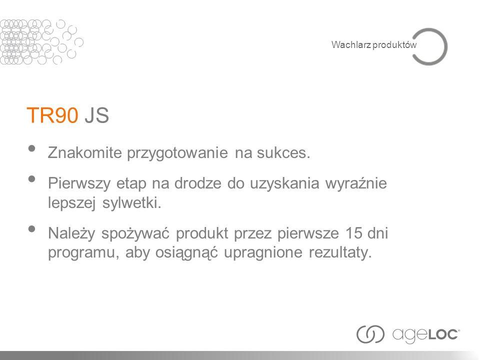 TR90 JS Znakomite przygotowanie na sukces.