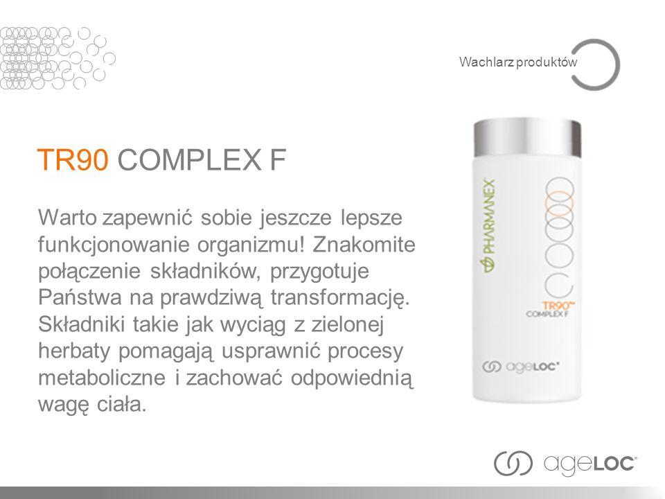 Wachlarz produktów TR90 COMPLEX F.