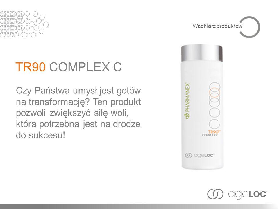 Wachlarz produktów TR90 COMPLEX C.