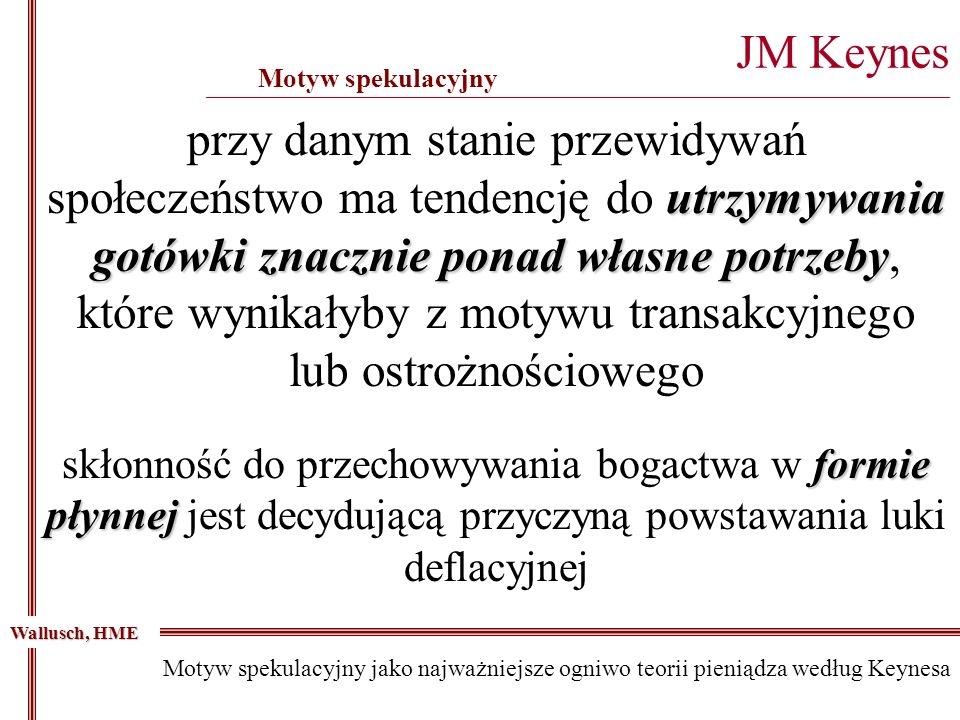 JM Keynes _____________________________________________________________________________________________