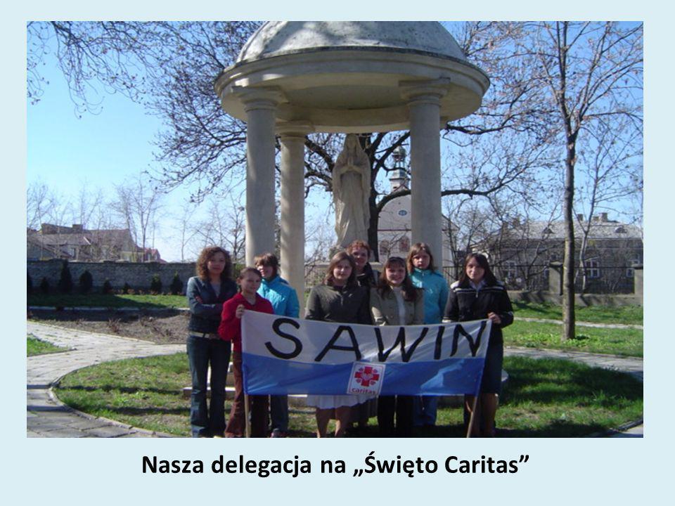 "Nasza delegacja na ""Święto Caritas"