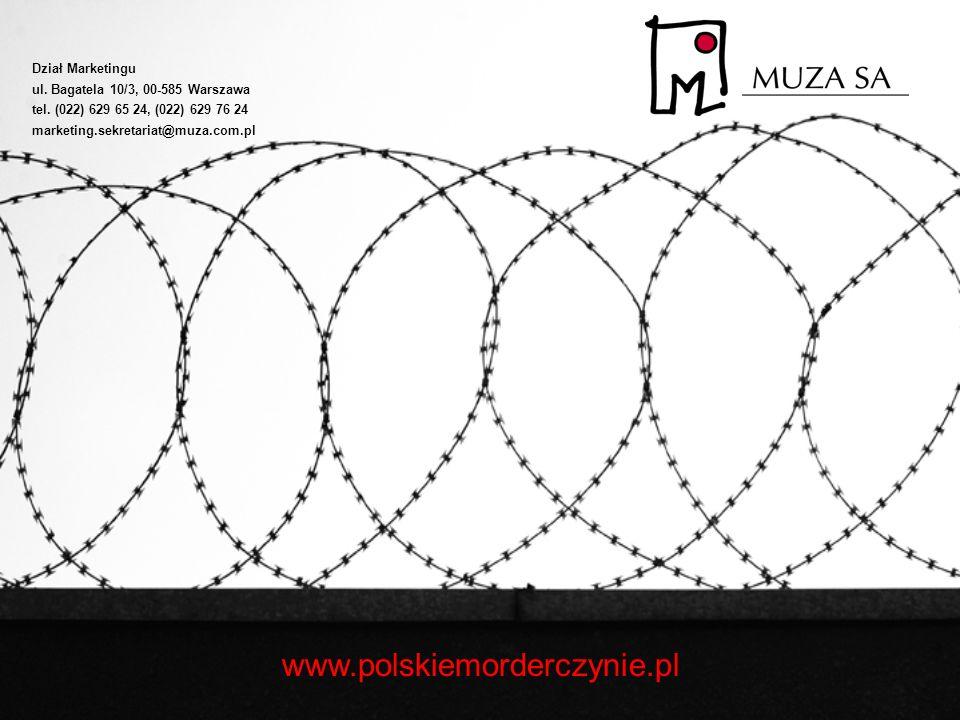 www.polskiemorderczynie.pl Dział Marketingu