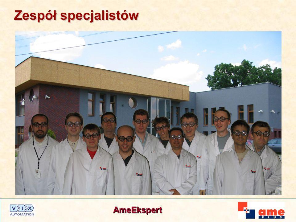 Zespół specjalistów